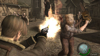Screenshot1 - Resident Evil 4: The Ultimate HD Edition