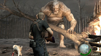 Screenshot2 - Resident Evil 4: The Ultimate HD Edition