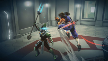 Screenshot3 - STRIDER