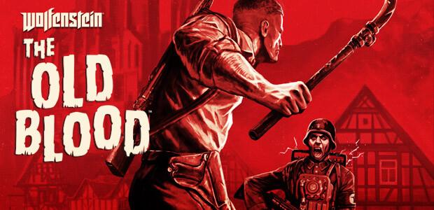 Wolfenstein: The Old Blood - Cover / Packshot