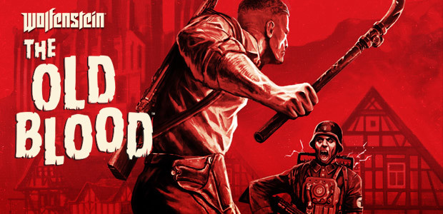 Wolfenstein: The Old Blood [USK DE Version] - Cover / Packshot