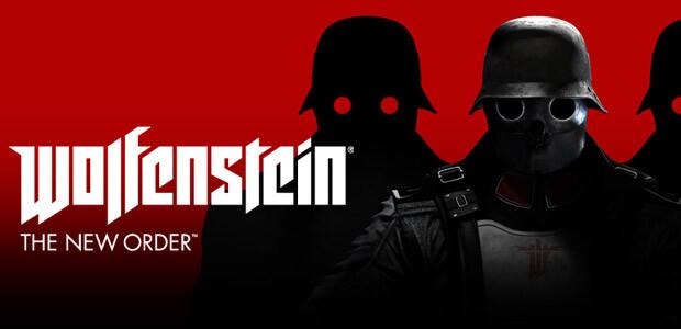 Wolfenstein: The New Order [USK DE Version] - Cover / Packshot