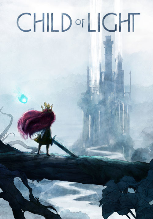 Child Of Light - Cover / Packshot