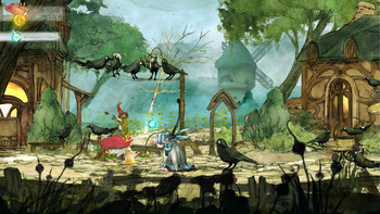 Screenshot3 - Child Of Light