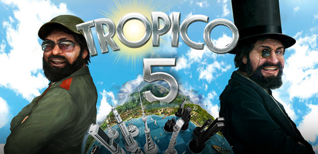 Tropico 5 - Cover / Packshot
