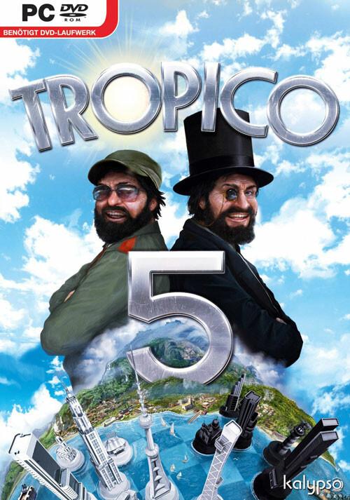 Tropico 5 - Cover / Packshot