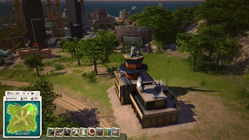 Screenshot1 - Tropico 5 – Espionage Addon