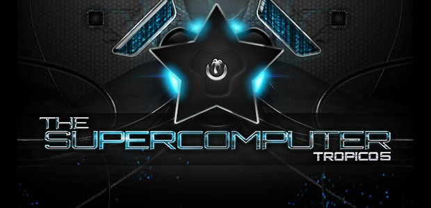 Tropico 5 – Supercomputer DLC - Cover / Packshot
