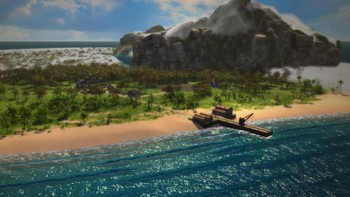 Screenshot1 - Tropico 5 – The Big Cheese DLC