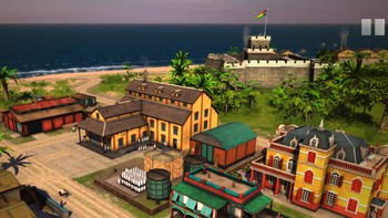 Screenshot2 - Tropico 5 – The Big Cheese DLC