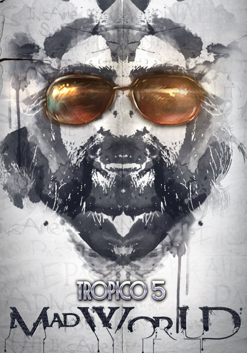 Tropico 5 – Mad World DLC - Cover