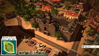 Screenshot3 - Tropico 5 – Mad World DLC