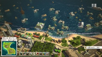 Screenshot1 - Tropico 5 – Waterborne Expansion