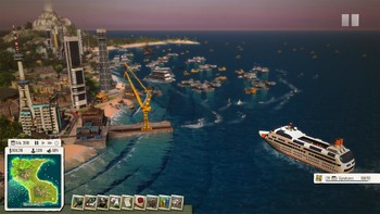 Screenshot5 - Tropico 5 – Waterborne Expansion