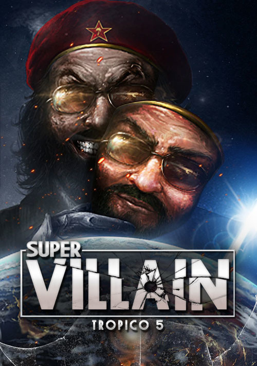 Tropico 5 - Supervillian DLC - Cover