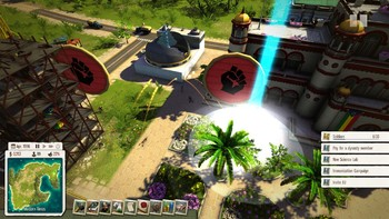 Screenshot1 - Tropico 5 – Supervillian DLC