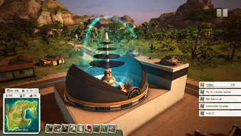 Screenshot3 - Tropico 5 – Supervillian DLC