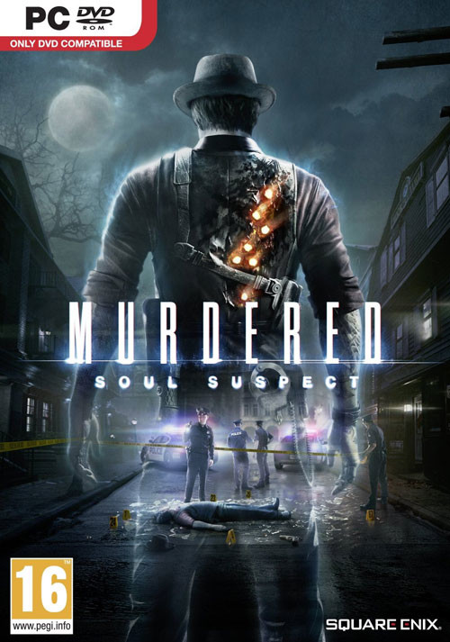 Murdered: Soul Suspect - Cover