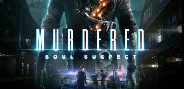 Murdered: Soul Suspect - Cover / Packshot
