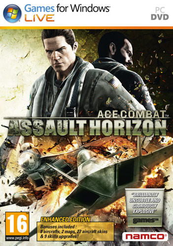 Ace Combat Assault Horizon Enhanced Edition - Packshot