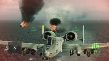 Screenshot1 - Ace Combat Assault Horizon Enhanced Edition