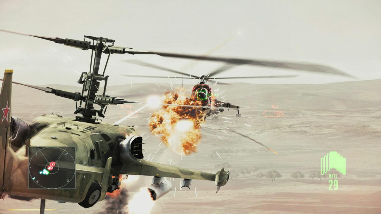 ... Screenshot7 - Ace Combat Assault Horizon Enhanced Edition ...