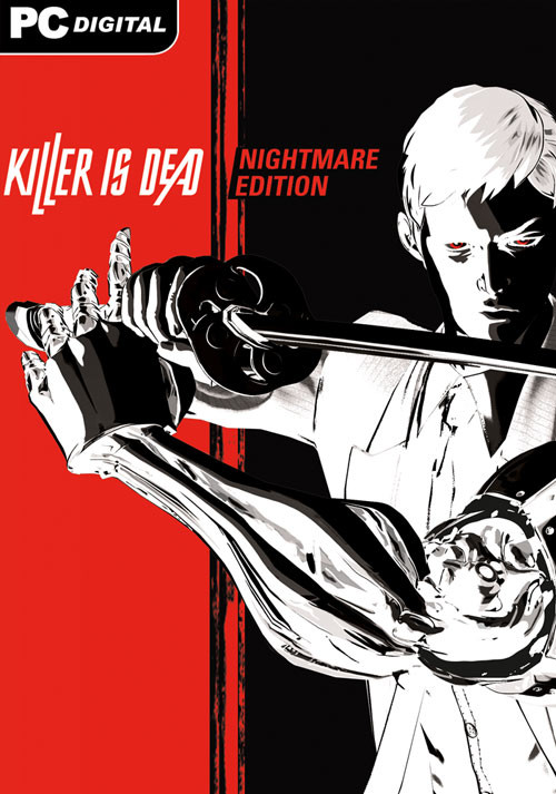 Killer is Dead - Nightmare Edition - Cover