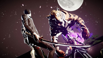 Screenshot6 - Killer is Dead - Nightmare Edition