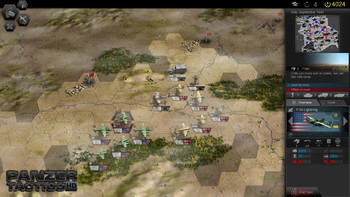 Screenshot1 - Panzer Tactics HD