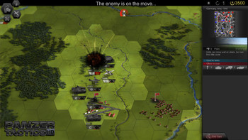 Screenshot6 - Panzer Tactics HD