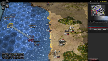 Screenshot2 - Panzer Tactics HD
