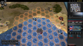 Screenshot3 - Panzer Tactics HD
