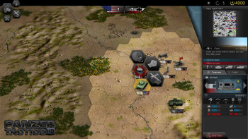 Screenshot8 - Panzer Tactics HD