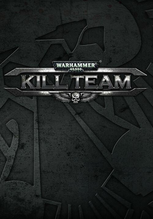 Warhammer 40,000: Kill Team - Cover / Packshot