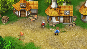 Screenshot2 - FINAL FANTASY III