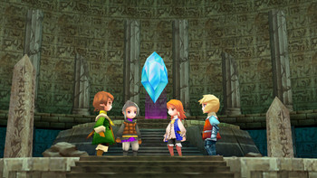 Screenshot3 - FINAL FANTASY III