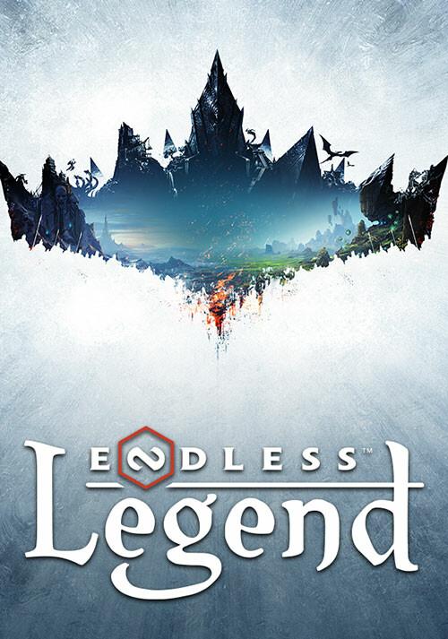 Endless Legend - Cover / Packshot