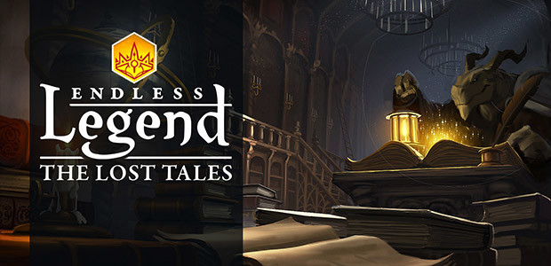 Endless Legend - The Lost Tales - Cover / Packshot