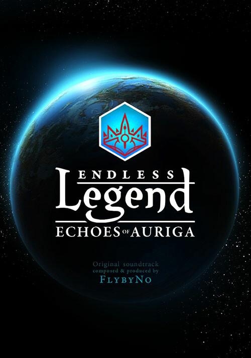 Endless Legend - Echoes of Auriga - Cover / Packshot