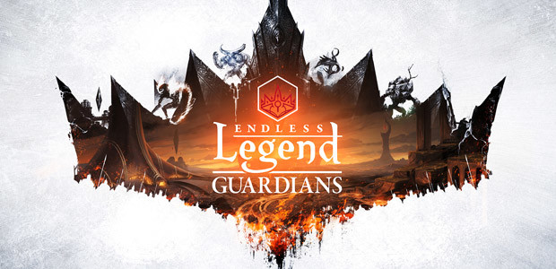 Endless Legend Guardians - Cover / Packshot