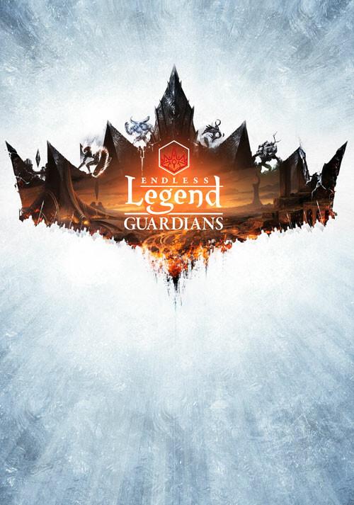 Endless Legend Guardians - Cover / Packshot