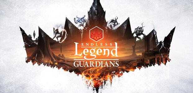 Endless Legend - Guardians - Cover / Packshot