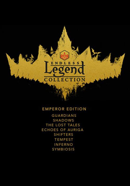 Endless Legend - Collection - Cover / Packshot
