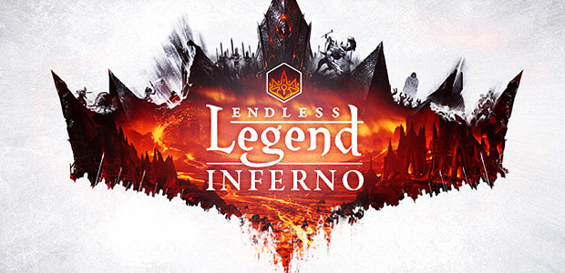 Endless Legend - Inferno - Cover / Packshot