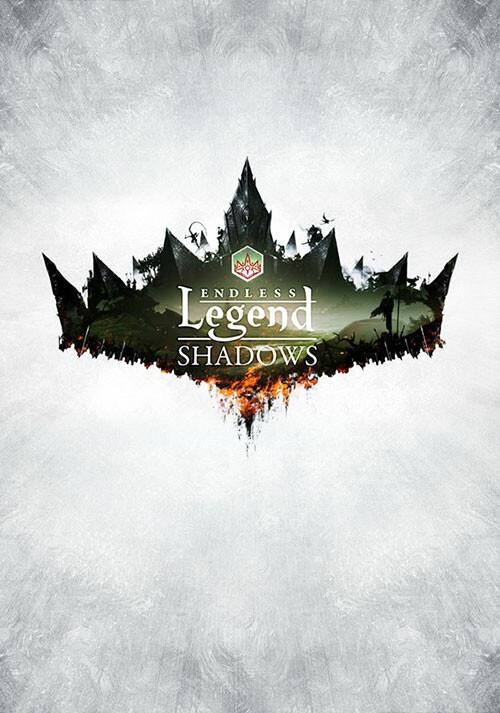 Endless Legend - Shadows - Cover / Packshot
