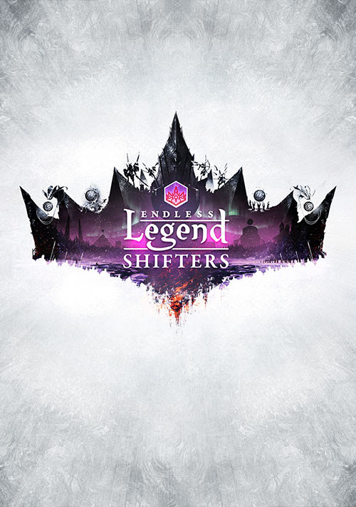 Endless Legend - Shifters - Cover / Packshot