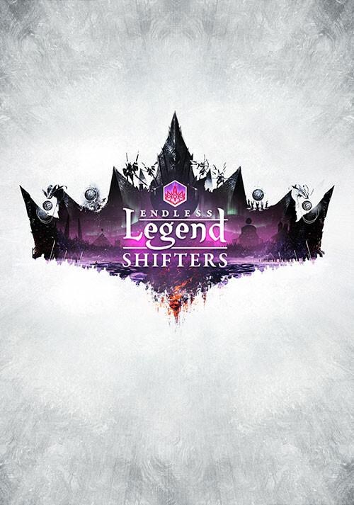 Endless Legend - Shifters - Cover / Packshot