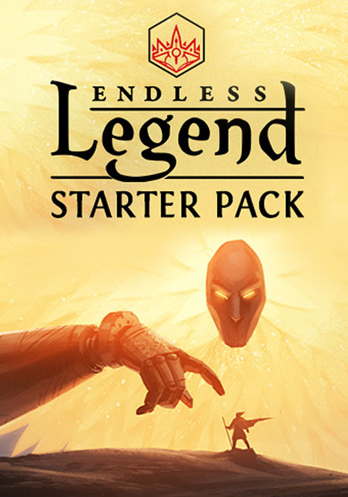 Endless Legend - Starter Pack - Cover / Packshot