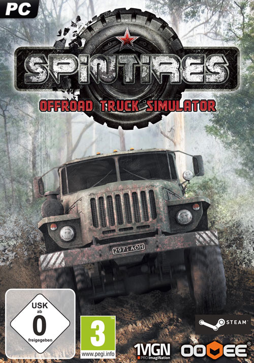 Spintires® - Cover / Packshot