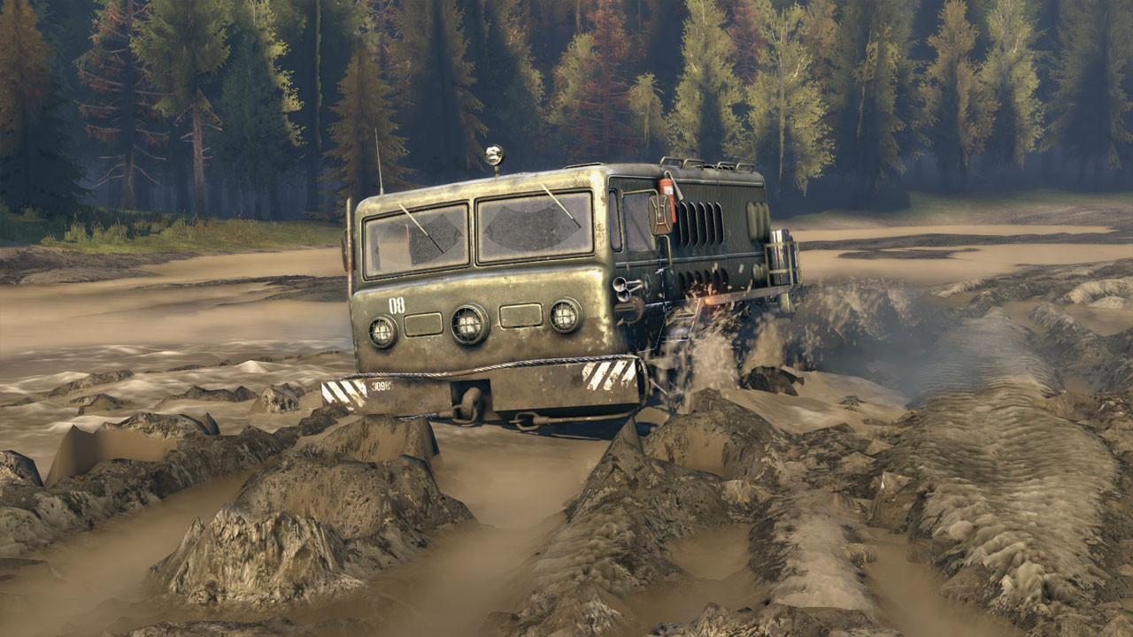 spintires offroad truck simulator steam cd key f r pc. Black Bedroom Furniture Sets. Home Design Ideas